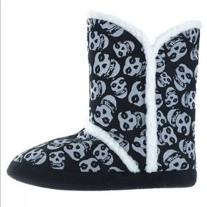 Iron Fist Misfits House Slipper Boots
